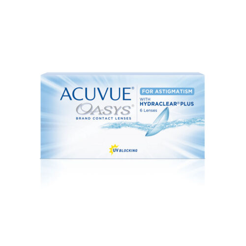 Acuvue Oasys for Astigmatism 6szt.