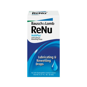 Baush Lomb ReNu Drops