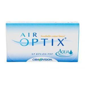Opakowanie soczewek kontaktowych Air Optix Aqua