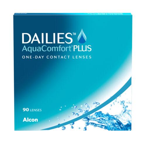DAILIES® AquaComfort Plus® 90 szt.