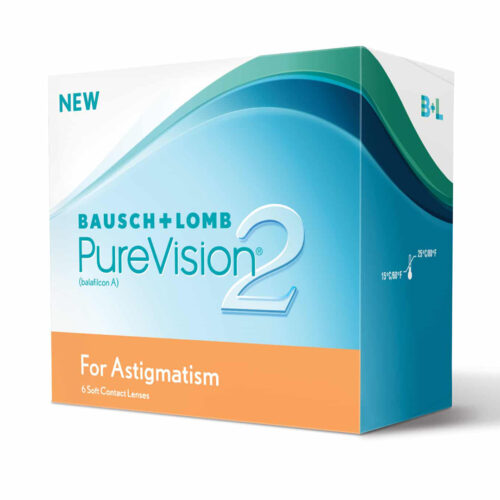 Purevision 2 HD for Astigmatism 6szt.