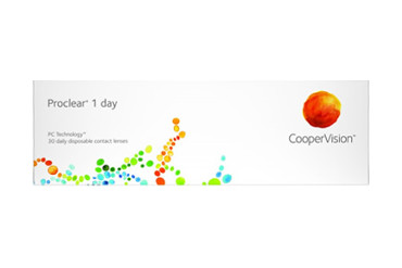 Cooper Vision Proclear 1 day
