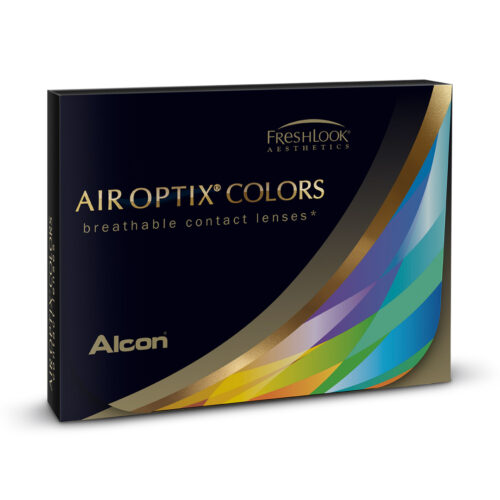 AIR OPTIX® COLORS 2szt.