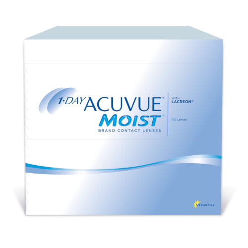 1-Day Acuvue Moist 180 szt