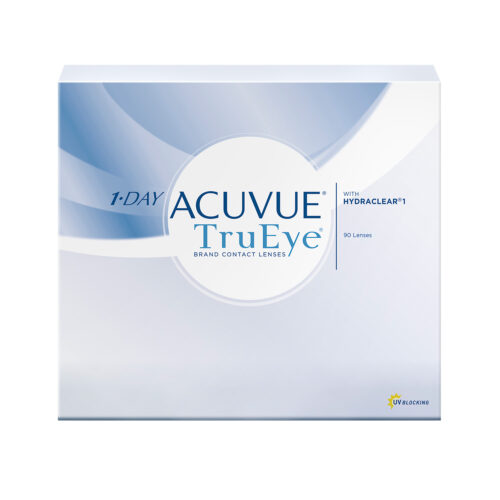 1-Day Acuvue Trueye 90 szt