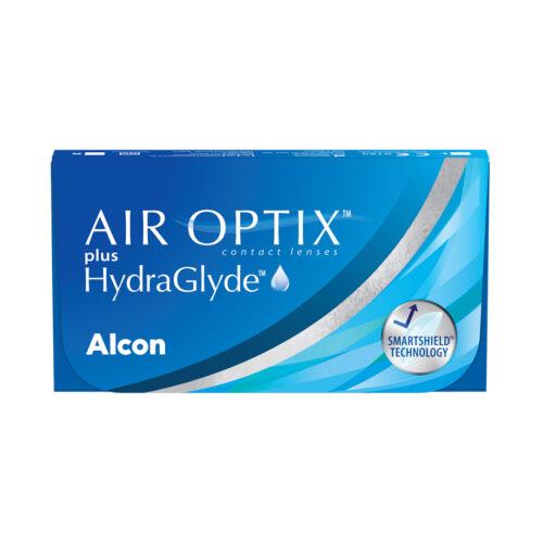 AIR OPTIX® plus HydraGlyde®