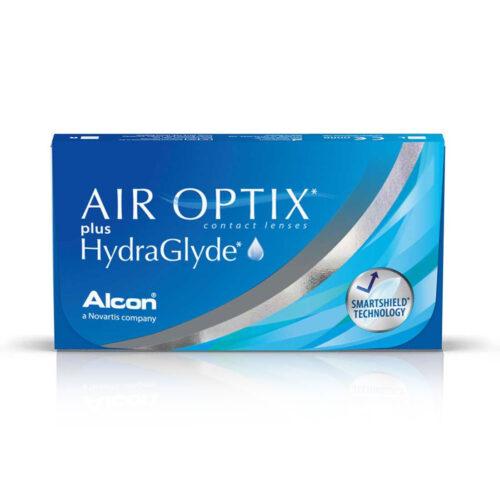 Air Optix Plus HydraGlyde 6 szt