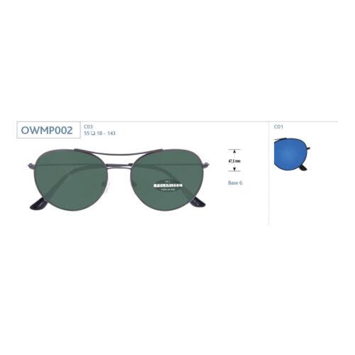 Okulary Owlet przeciwsłoneczne OWMP002
