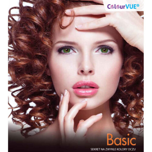 ColourVue Basic Soczewki kontaktowe