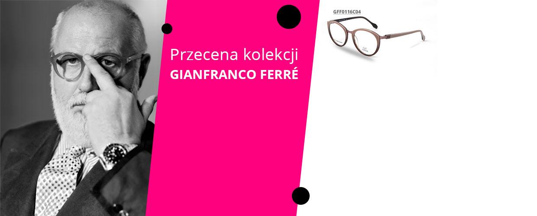 Okulary korekcyjne Gianfranco Ferre