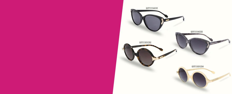 Okulary słoneczne Gianfranco Ferre