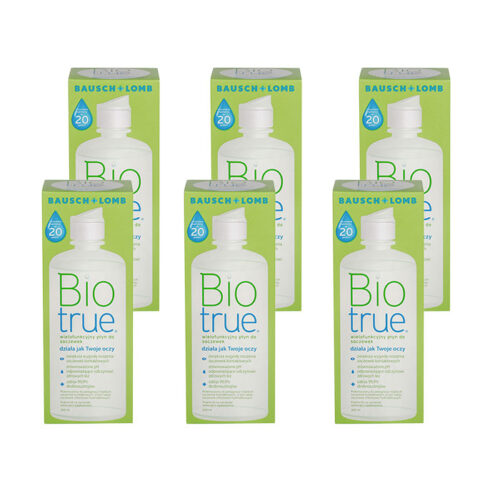 Biotrue 120 ml (6 szt.)