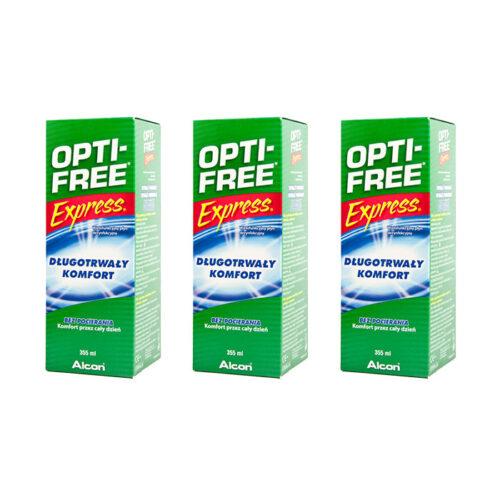 Opti-Free Express 355 ml (zestaw 3szt.)