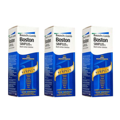 Boston Multi Action Solution 120 ml (3 szt.)