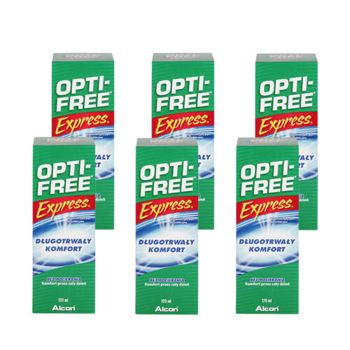 Opti-free Express 120 ml (6 szt.)