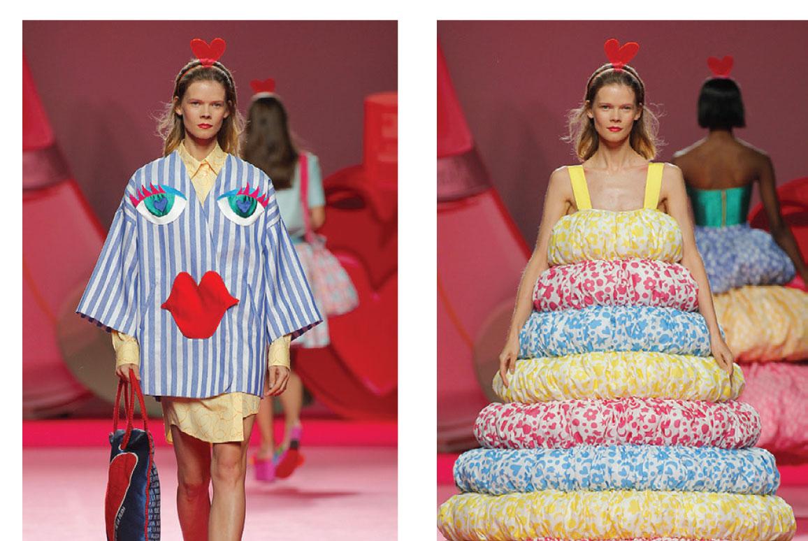 Moda - Agatha Ruiz de la Prada
