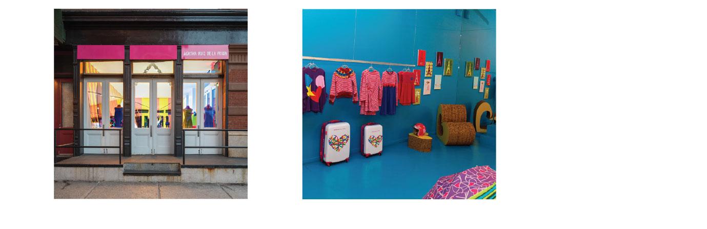 Nasze salony - Agatha Ruiz de la Prada
