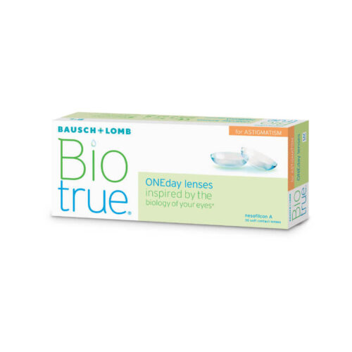 Biotrue ONEday for Astigmatism 30szt.