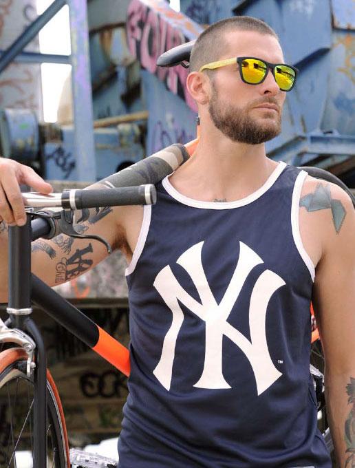 Okulary przeciwsłoneczne New York Yankees | Eyewear