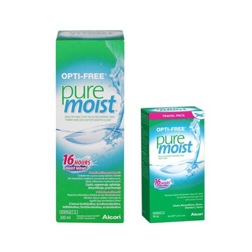 Zestaw Opti Free PureMoist 300+90 ml