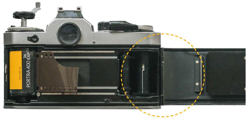 Kodak - Aparat Zawias 180 stopni