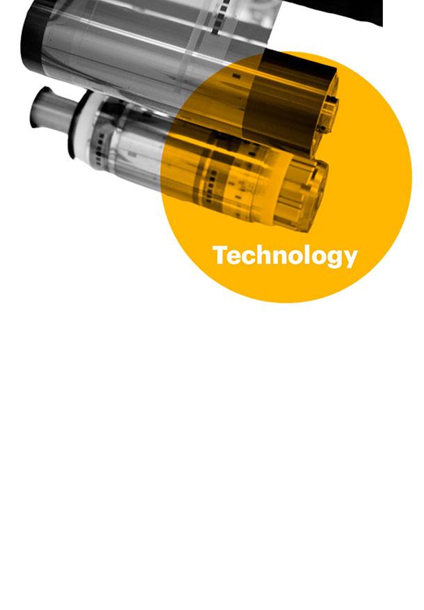 Kodak - Technologia