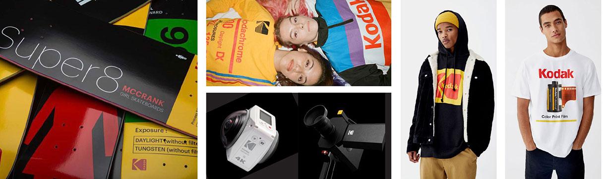Kodak - świat cyfrowy i technologiczny