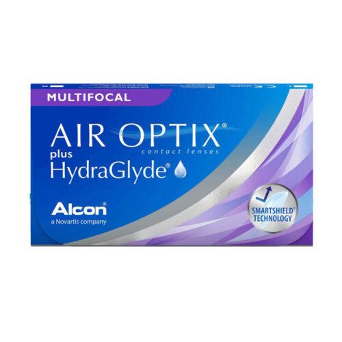 Air Optix PLUS HydraGlyde Multifocal 3 szt.