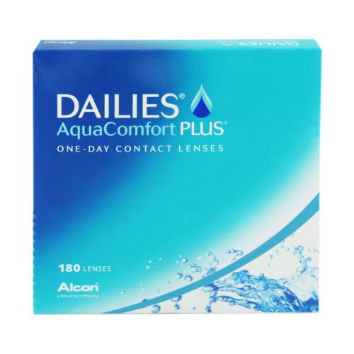Dailies AquaComfort Plus 180 szt.
