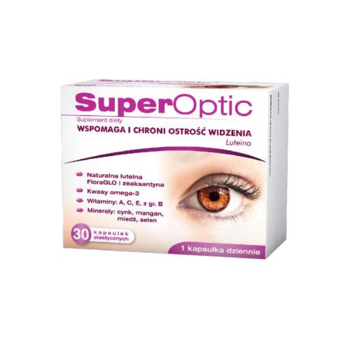 SuperOptic 30 kaps.