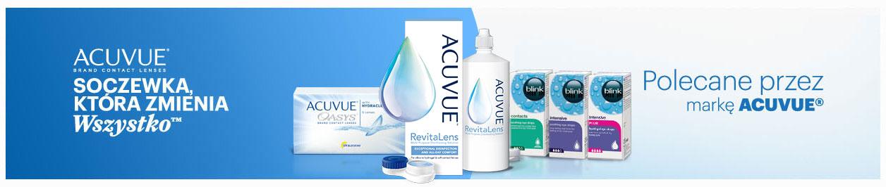Rodzina produktów ACUVUE®. Dobre widzenie zaczyna się od zrozumienia Twojego stylu życia i fizjologii Twoich oczu.