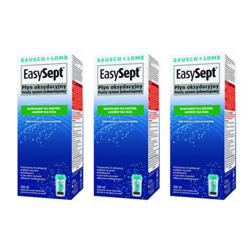 Zestaw: EasySept 3x360 ml