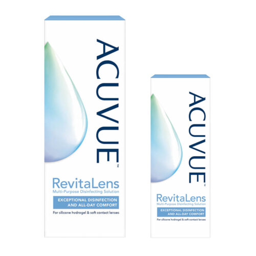 Zestaw: Acuvue RevitaLens 360 ml + 100 ml
