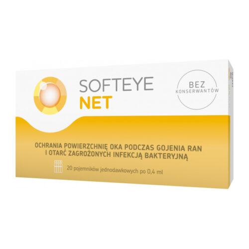 Softeye Net żel do oczu 20 x 0,4 ml