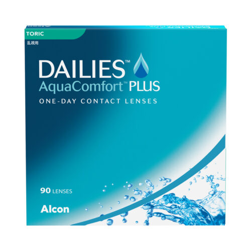DAILIES® AquaComfort Plus® Toric 90szt.