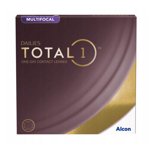 Dailies Total Multifocal 90szt.