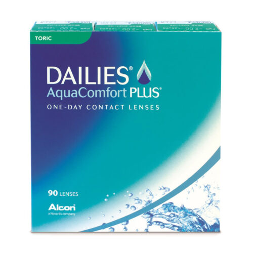 Dailies Aqua Comfort Plus Toric 90szt.