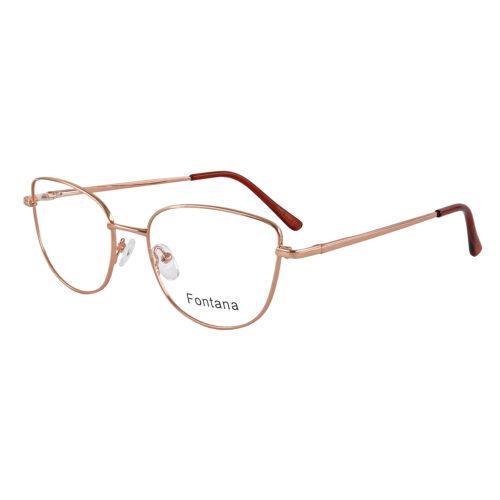 F038C08 Oprawki do okularów Fontana