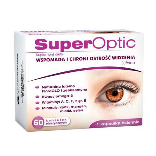 SuperOptic 60 kaps.