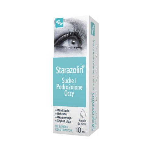 Starazolin Suche i Podrażnione Oczy 10 ml